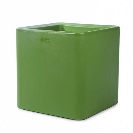 Otium Design Otium Design Qaudris 40. Olijf Groene vierkante bloembak 44 x 44cm H44cm. Hier online Bestellen!