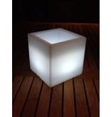 VONDOM Nano Led Cubo Bloempot - Verlichte Design Bloempot