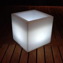 Nano Led Cubo Bloempot