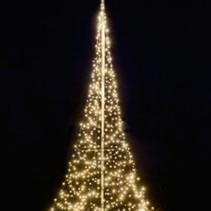 Fairybell Kerstboom H600cm / 600 LED Lampjes