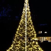 Fairybell arbre de Noël H600cm / 960 lumières LED