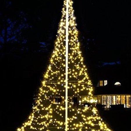 Iets Nieuws Fairybell Kerstboom H600cm / 960 LED Lampjes - Imposante Kerstboom &MM07