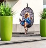 Otium Design Amphora 75. Bloempot in verschillende kleuren voor binnen en buiten.