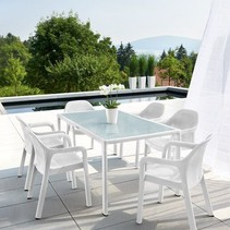 Lechuza Jardin mobilier (table Rectangle)