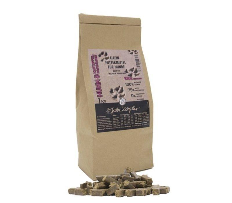 Dr. Ziegler's - Huhn mit Kartoffel & Pastinaken kaltgepresst - derzeit nur im Ladengeschäft erhältlich!