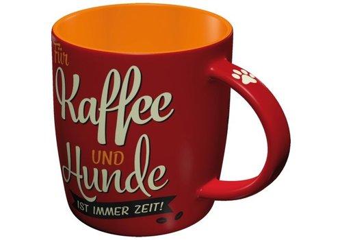 Designer-TASSE: FÜR KAFFEE UND HUNDE
