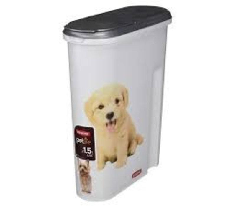 Curver Trockenfutterbehälter Hund