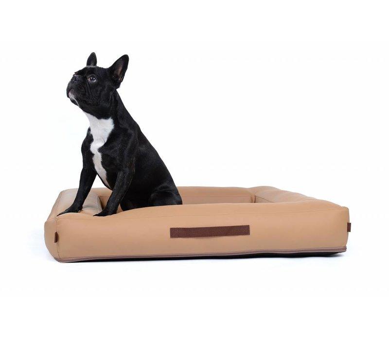 Hundebett Montreal Kunstleder 90 x 70 cm