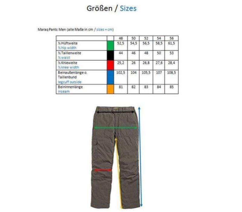 """Outdoor-Hose Pants """"Maraq"""" khaki Herren"""