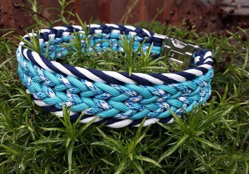 "Working Dogs Paracord -Halsband ""Sport"""