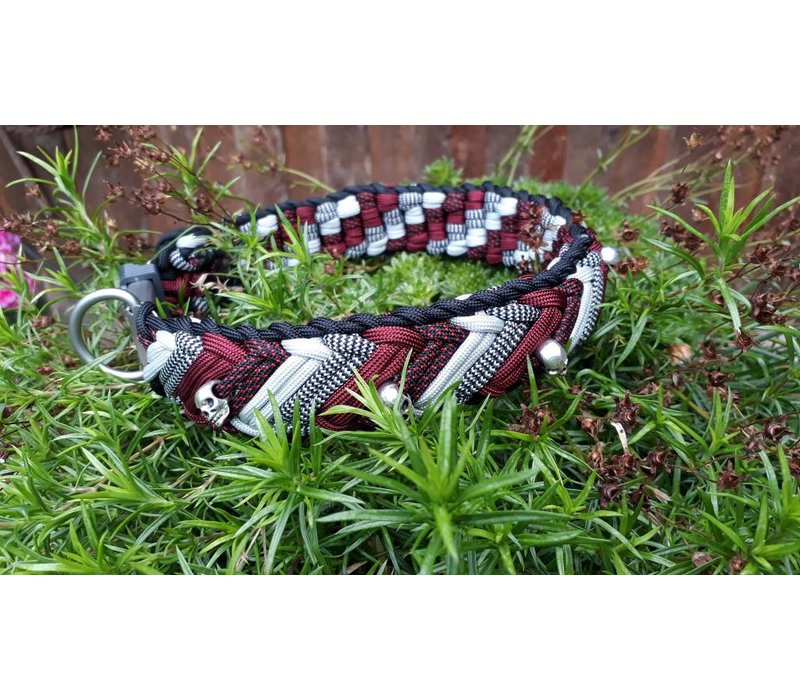 """Paracord -Halsband """"Gangster"""""""