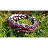 Working Dogs Paracord -Halsband Niagara