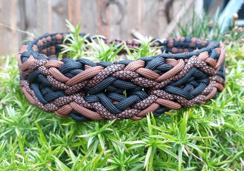 Working Dogs Paracord -Halsband Lakota