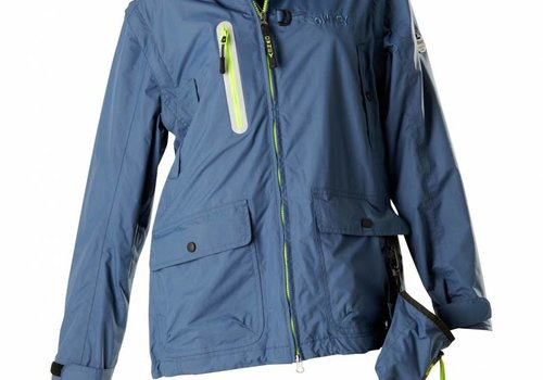"OWNEY outdoor Jacke ""Trusty Friend"" unisex blau"