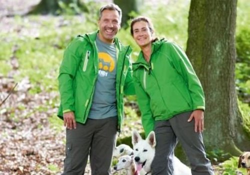 "OWNEY outdoor Unisex-Jacke ""Marin"" grün"