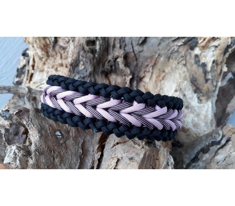 Paracord -Halsband Happiness