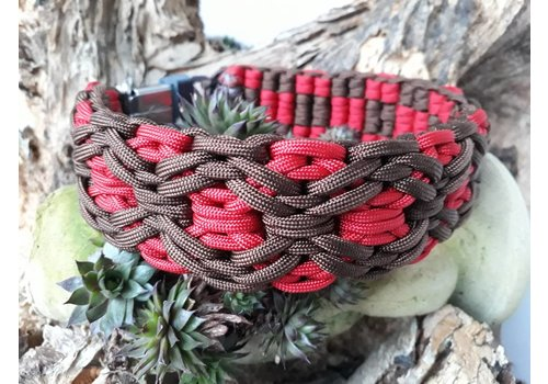 """Working Dogs Paracord -Halsband """"Branca"""""""