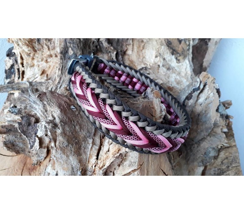 Paracord -Halsband Indian