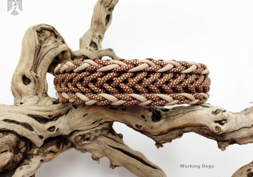Working Dogs Paracord -Halsband HAPPY VALENTINE