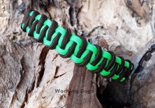 "Working Dogs Paracord -Halsband ""Advanced Solomon"""