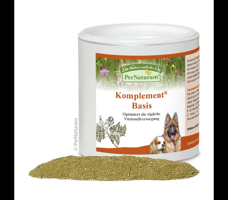 Pernaturam Komplement® Basis - Optimiert die tägliche Nähr- und Vitalstoffversorgung 250g