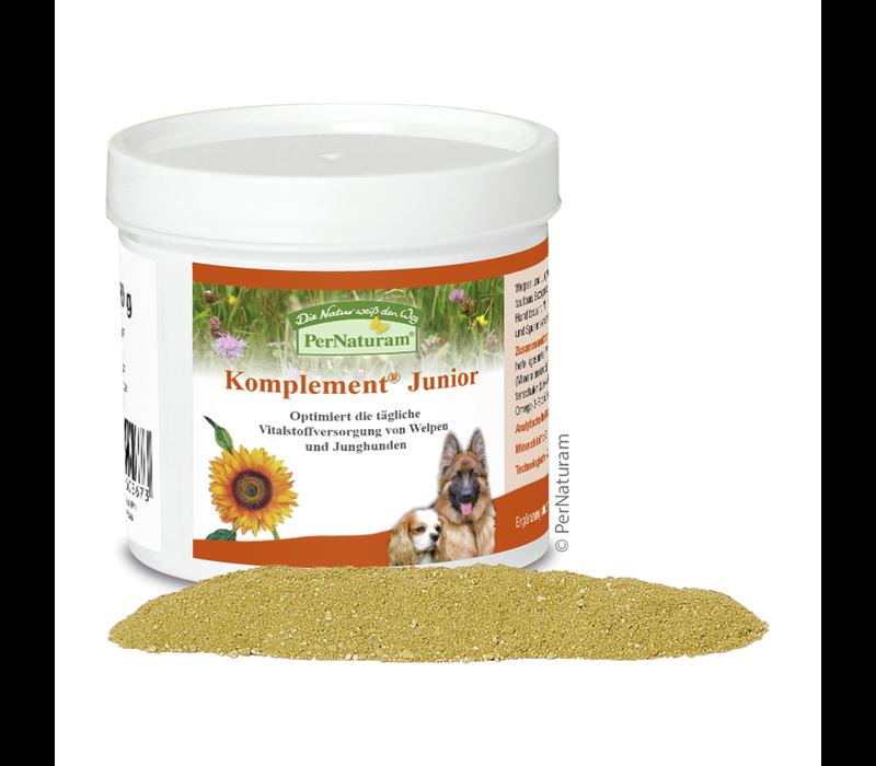Pernaturam Komplement® Junior - Speziell für Welpen & Junghunde