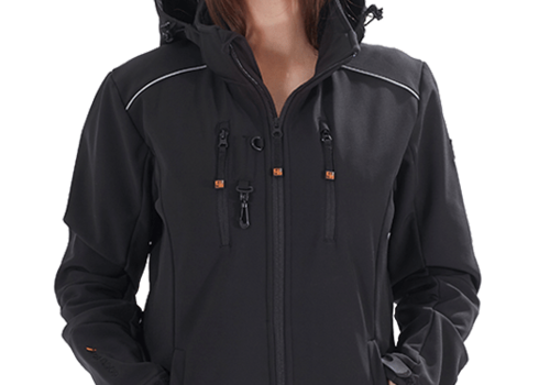 Goodboy Damen Softshelljacke LUCY