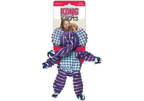 Kong KONG® Floppy Knots Elefant