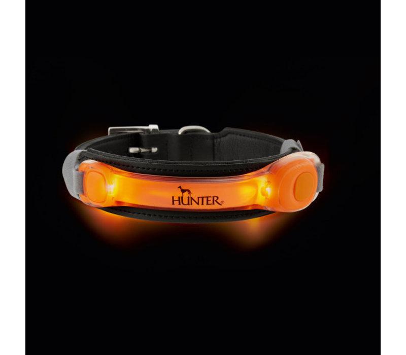 LED Leuchtadapter Yukon 18 cm, orange