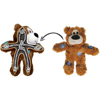 Hundespielzeug KONG® Wild Knots Bears 17 cm
