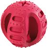 Hundespielzeug Stuff'n Bounce 9,5 cm, rot