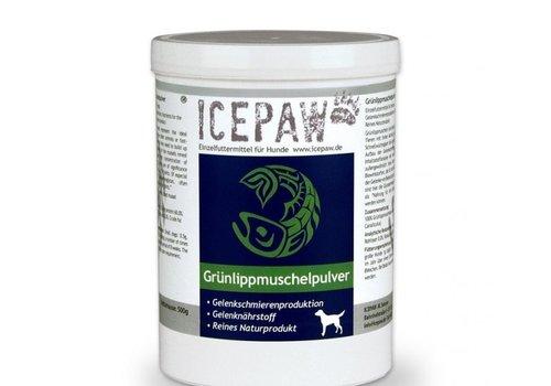 ICEPAW Grünlippenmuschelpulver 100%