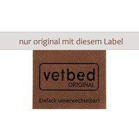 Original Vetbed™ Isobed SL anthrazit hearts & paws