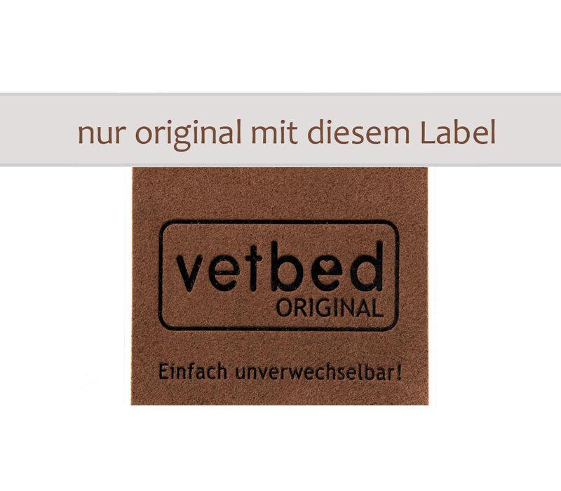 Vetbed™ Isobed SL -Wave- creme/braun