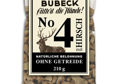 Bubeck No. 4 Hirsch 210g
