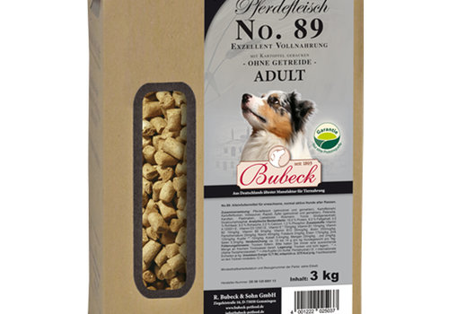 Bubeck Exzellent No. 89 adult Pferdefleisch