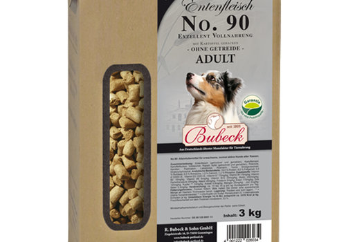 Bubeck Exzellent No. 90 adult Entenfleisch