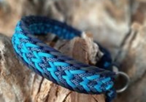 "Working Dogs Paracord -Halsband ""Nature"""