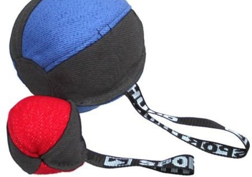 Sporthund Nylcot-Ball klein