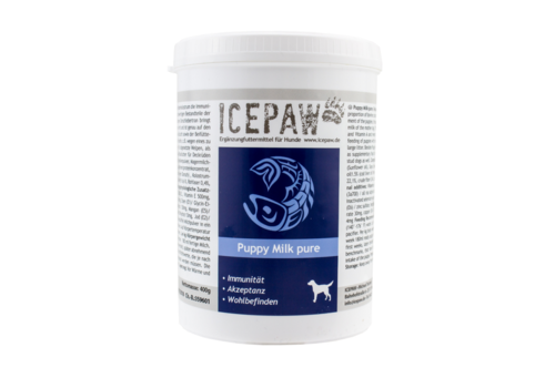ICEPAW Puppymilk pure