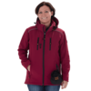 Goodboy Damen Softshelljacke LUCY in bordeaux