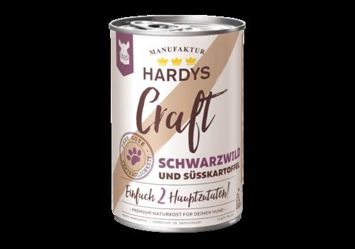 HARDYS Craft Schwarzwild und Süßkartoffel 400 g