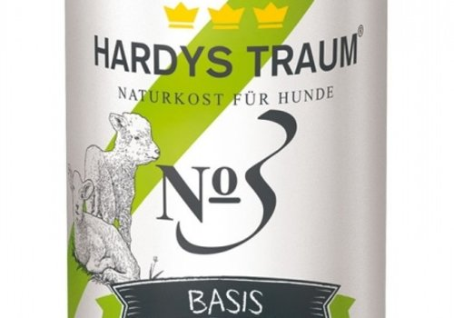 HARDYS TRAUM BASIS No. 3 Lamm 400 g