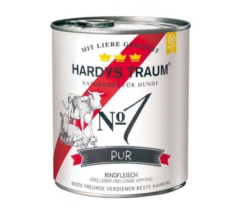 HARDYS TRAUM PUR No. 1 Rind 800 g