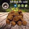 TOPSNACK Soft Snacks - LACHS  - XXL