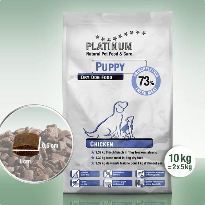 Platinum Trockenfutter Puppy