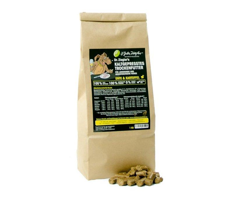 Dr. Ziegler's- Ente & Kartoffel kaltgepresst - derzeit nur im Ladengeschäft erhältlich!