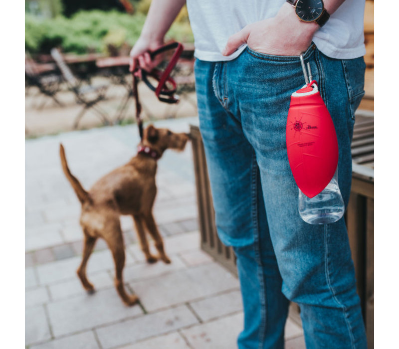 Outdoor Trinkflasche mit Silikonnapf List