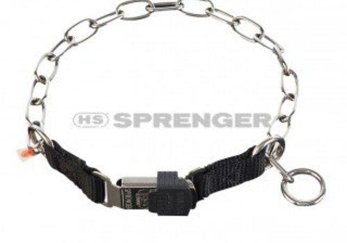 HS Sprenger Gliederhalsband Cliclock