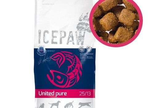 ICEPAW United pure Trockenfutter